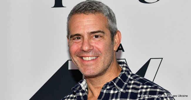 As 'a gay man' Andy Cohen never thought that parenthood 'was in the cards' for him