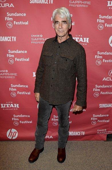 Sam Elliott at the 2015 Sundance Film Festival on January 27, 2015 in Park City, Utah | Photo: Getty Images