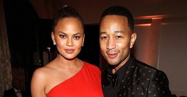 John Legend Pens Sweet Post to His Wife & Mom of 2 Kids, Chrissy Teigen, on Her 35th Birthday