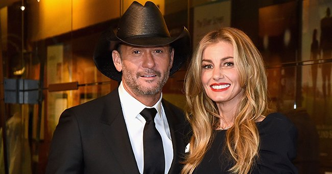 Tim McGraw and Faith Hill Throw 'Harry Potter' Themed Home Party with Their 3 Kids