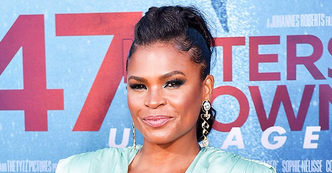 Nia Long and Ime Udoka's Son Kez Is Mom's Mini-Me in a Recent Pool Photo