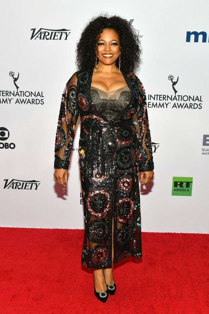 Kim Fields attends the 2019 International Emmy Awards Gala November 25, 2019 | Photo: Getty Images