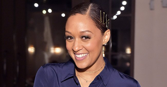 Tia Mowry Shows Look-Alike Daughter Cairo Trying Not to Fall Asleep — Watch the Sweet Video
