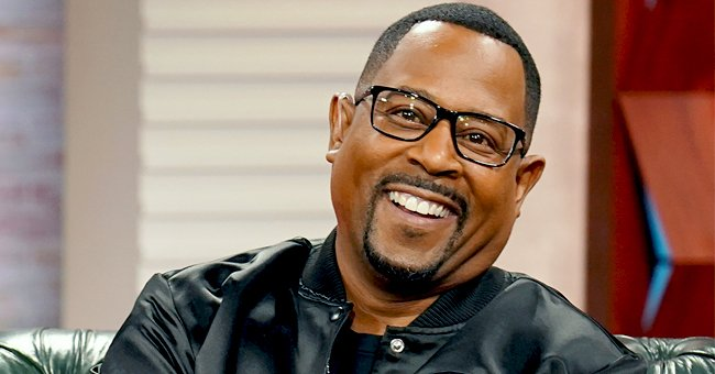 Check Out Martin Lawrence's Daughter Jasmine in an Aaliyah Shirt as She Flashes Gorgeous Smile