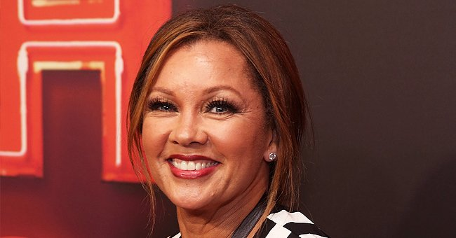 Check Out Vanessa Williams' Bright Eyes in This New Pic of Her in a Face Mask