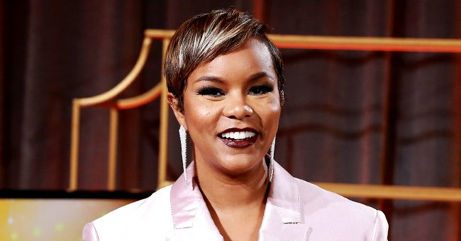 Check Out LeToya Luckett Proudly Showing Off Her 30-LB Weight Loss in This White Mini-Dress