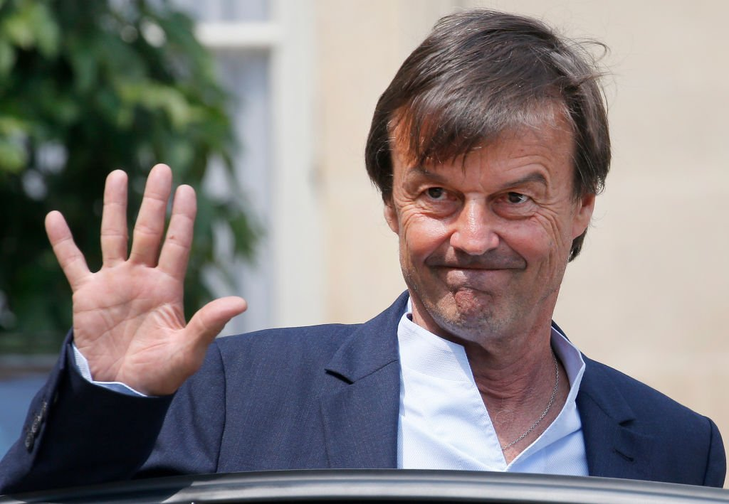 Nicolas Hulot / Source : Getty Images