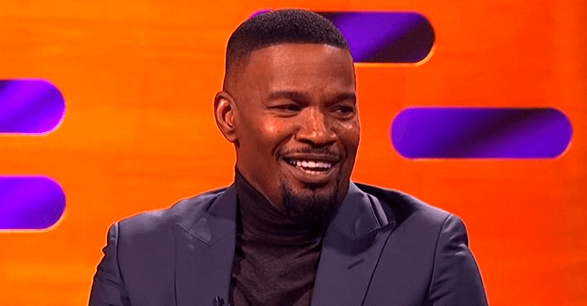 Jamie Foxx from 'Just Mercy' Reveals His Divorced Parents Live with Him