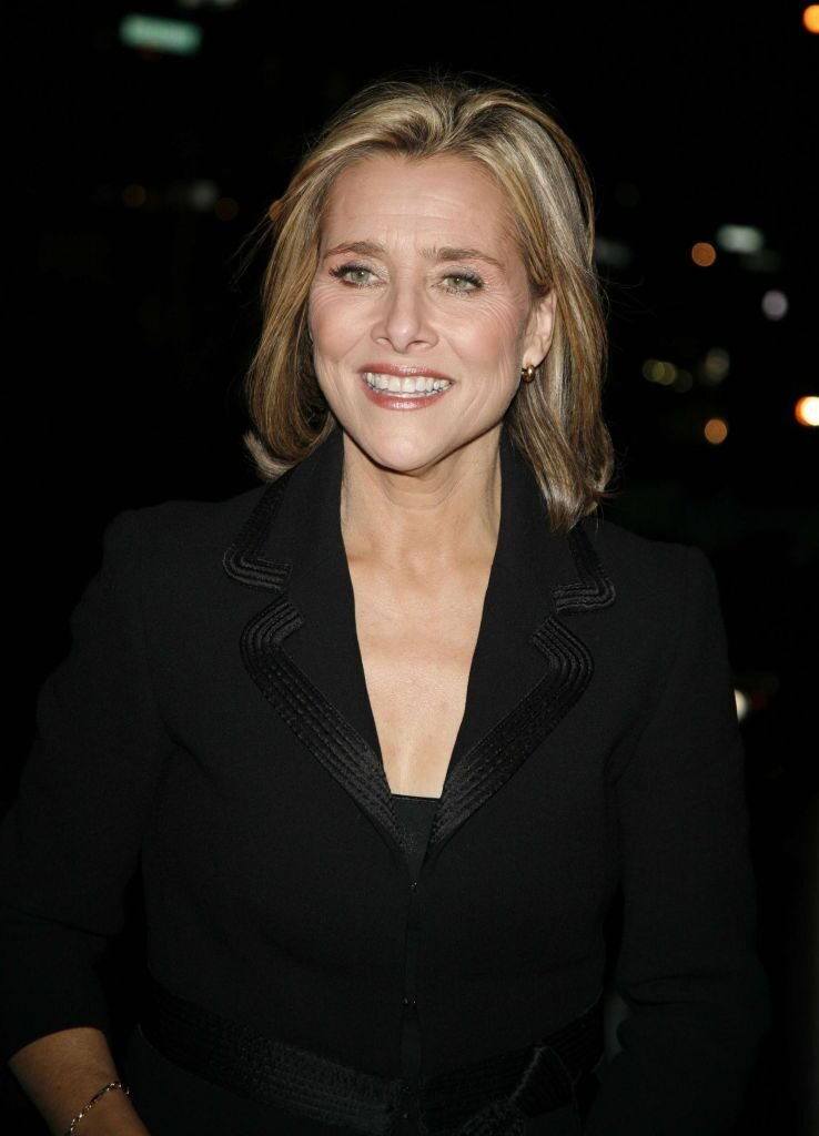 Meredith Vieira during Jay-Z and Meredith Viera Sighting at the Mandarin Hotel - November 9, 2006 at Mandarin Hotel in New York, New York City, United States. | Source: Getty Images