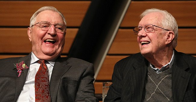 Jimmy Carter Mourns the Death of Vice President Walter Mondale, 93, With a Moving Tribute