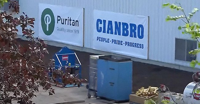 Puritan Medical Products factory. | Source: youtube.com/NEWS CENTER Maine