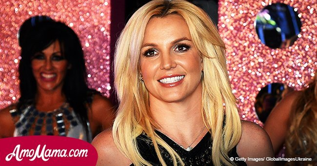 Britney Spears, 36, sparks pregnancy rumors after celebrating her first anniversary with beau