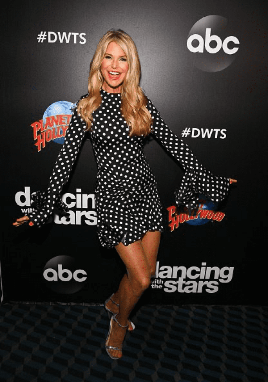 Christie Brinkley beim Planet Hollywood Times Square am 21.08.19 in New York. | Quelle: Getty Images