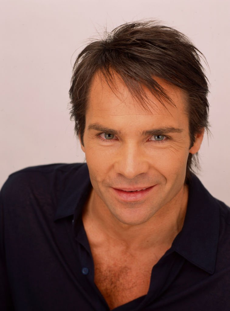 L'acteur Jay Pickett.   Photo : Getty Images