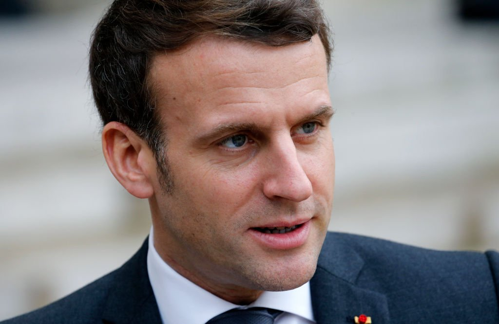 Le président Emmanuel Macron. | Photo : Getty Images