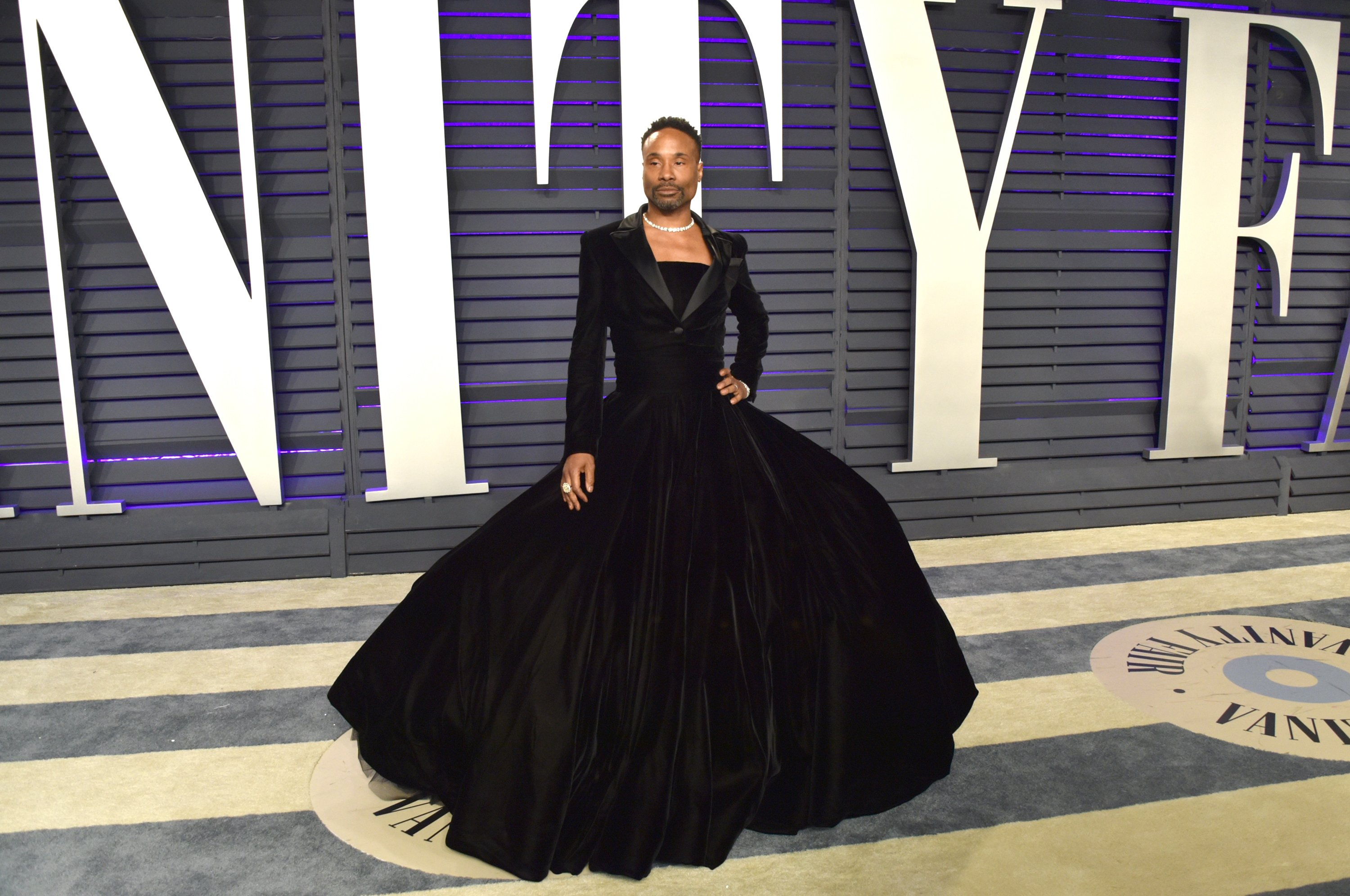 Billy Porter at the 91st Annual Academy Awards | Photo: Getty Images
