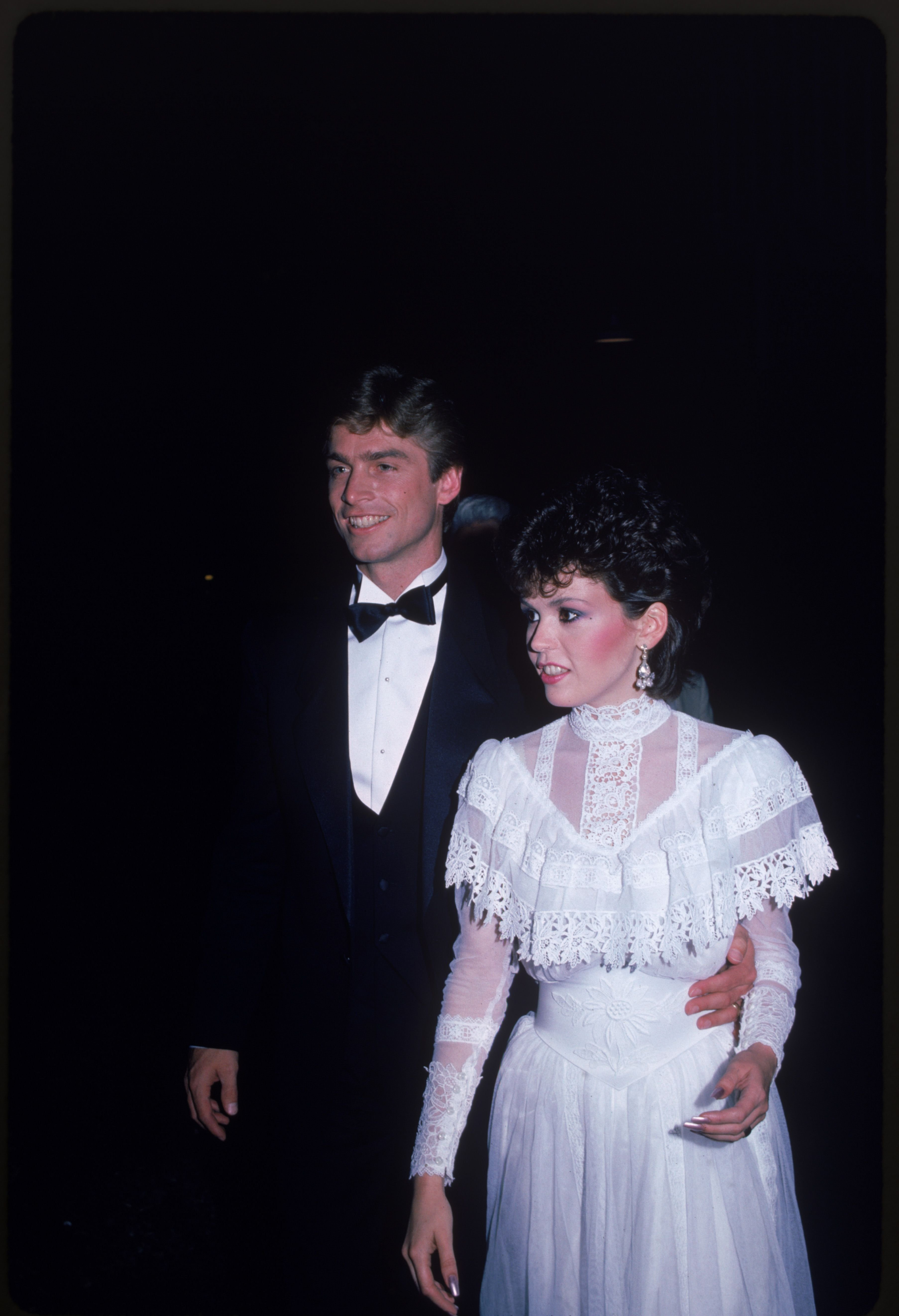 Marie Osmond andSteve Craig on May 01, 1984 | Photo:John Paschal/The LIFE Picture Collection/Getty Images