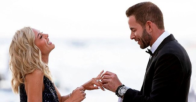 Christina Anstead's Ex-husband Tarek El Moussa Proposes to Heather Rae Young — Inside Their Engagement