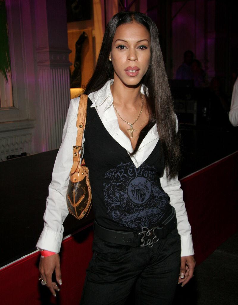Heather Hunter during Replay Spring/Summer 2007 Fashion Show and Party at Replay Store on Prince Street on  September 19, 2006 in New York City, New York | Photo: Getty Images