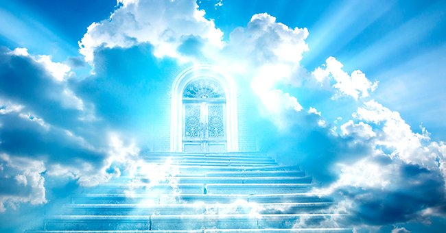 Daily Joke: Man Dies and Appears at the Pearly Gates