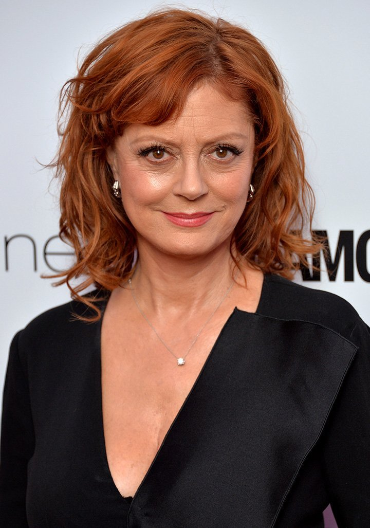 Susan Sarandon. I Image: Getty Images.