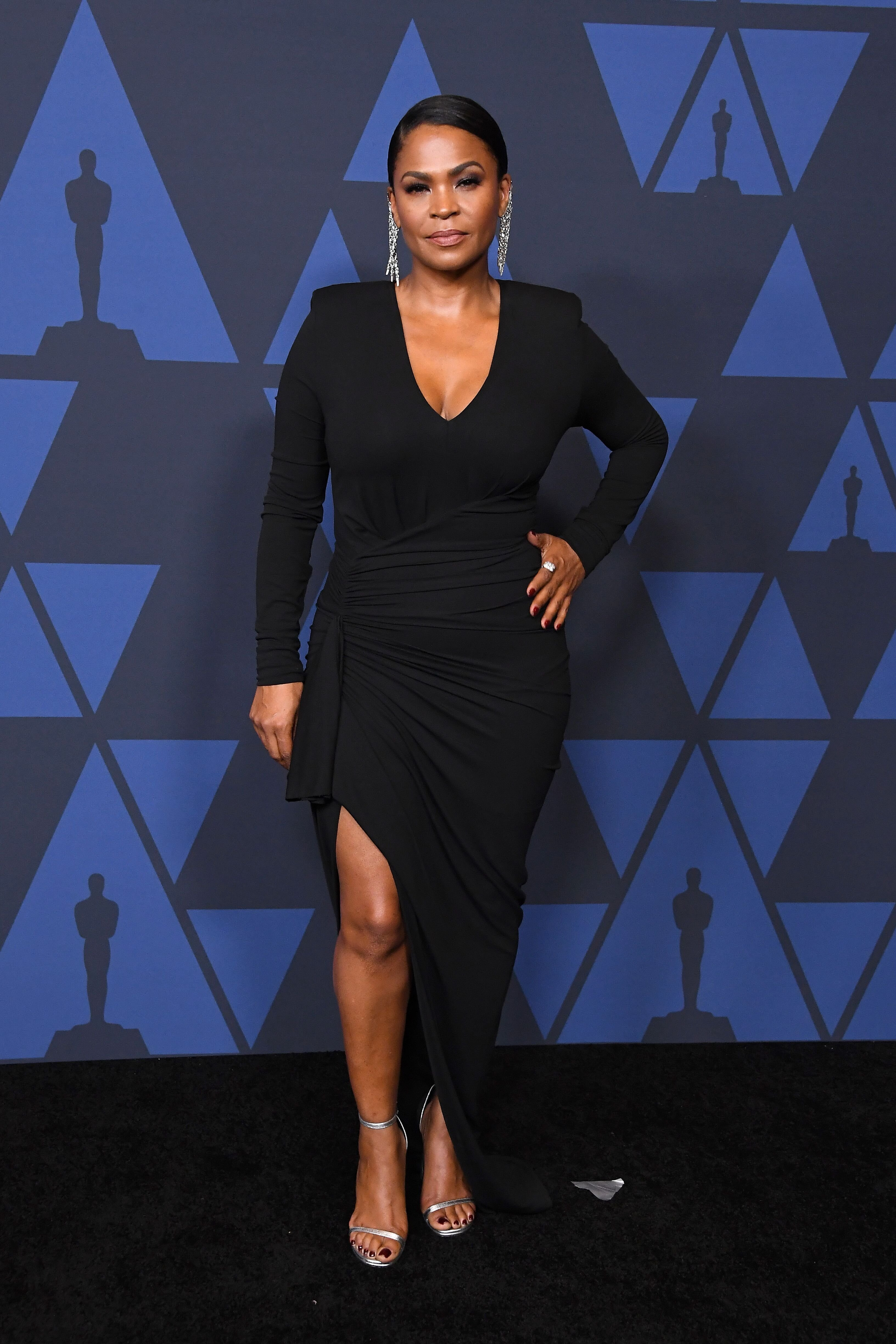 Nia Long attends an awards night ceremony | Source: Getty Images/GlobalImagesUkraine