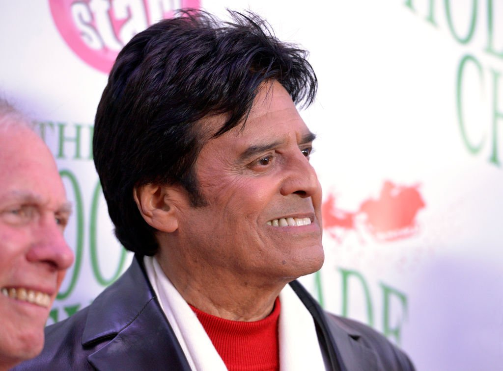 Actor Erik Estrada attends the 88th annual Hollywood Christmas Parade on December 01, 2019. | Photo: Getty Images