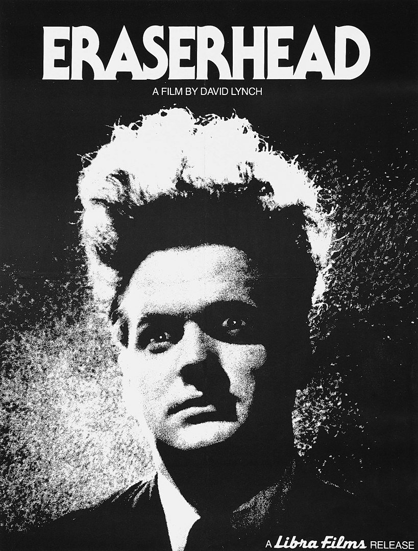 Eraserhead poster with Jack Nance | Photo: Wikimedia Commons Images