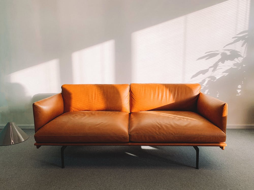 It was the perfect couch | Source: Pexels