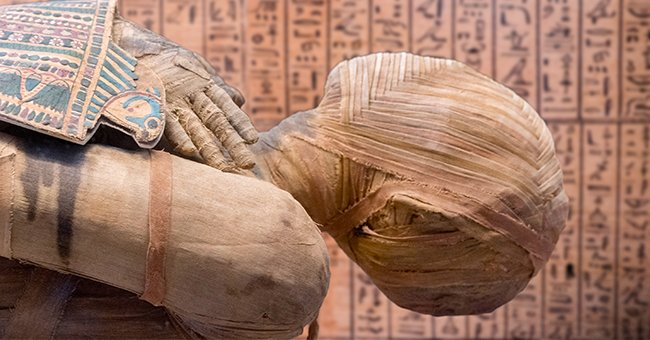 Scientists Discover First Pregnant Mummy That Was Thought to Be a Priest