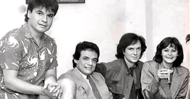 Camilo Sesto y la historia de la icónica foto que se viralizó tras su muerte: 'Solo queda uno'