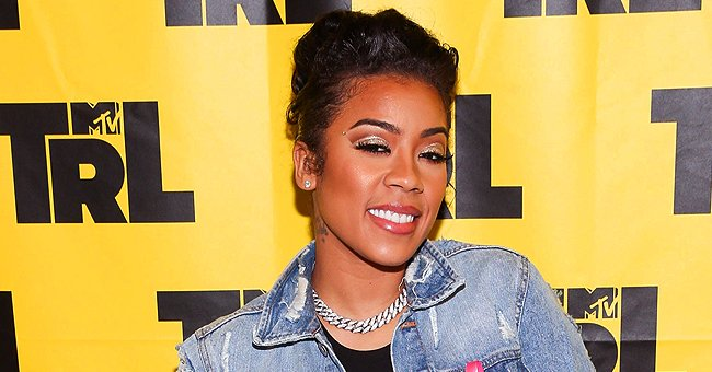 Watch Keyshia Cole's Son Tobias Try to Walk with a Big Smile on His Face in a Heartwarming Video