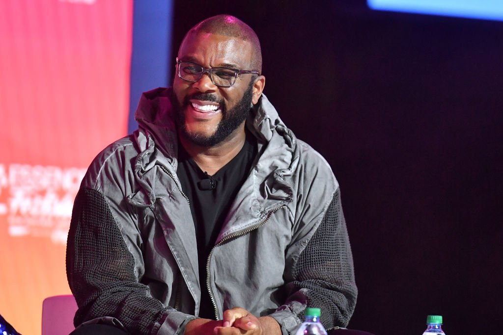 Tyler Perry speaks on stage at 2019 ESSENCE Festival Presented By Coca-Cola at Ernest N. Morial Convention Center | Photo: Getty Images