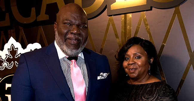 TD Jakes' Wife of 38 Years Is a Gifted Writer — Key Facts about Serita Jakes