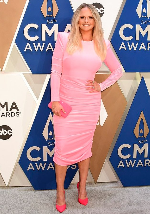 Miranda Lambert attends the 54th annual CMA Awards at the Music City Center on November 11, 2020 | Photo: Getty Images