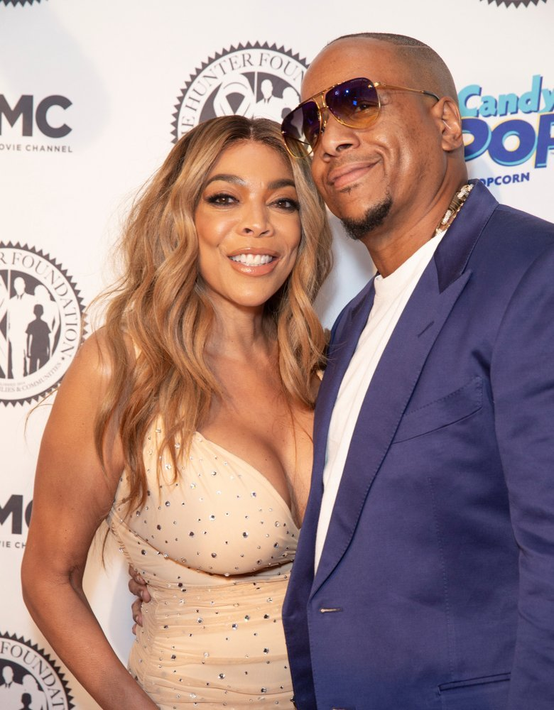 Wendy Williams and Kevin Hunter attend Wendy Williams and The Hunter Foundation gala at Hammerstein Ballroom | Source: Shutterstock