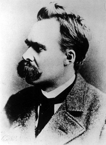 Friedrich Nietzsche, filósofo, poeta, músico y filólogo alemán del siglo XIX. | Fuente: Shutterstock