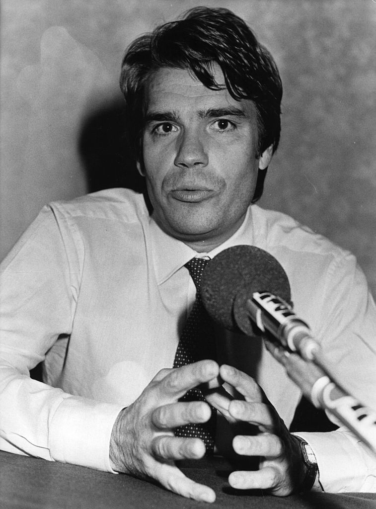 Bernard Tapie. Photo : Getty Images