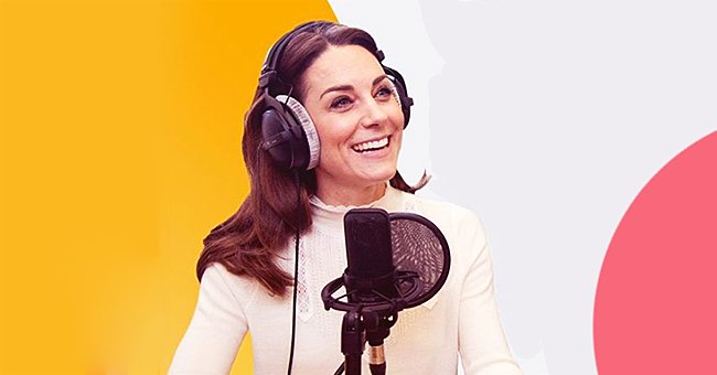 Kate Middleton Gets Candid about Motherhood in Her First-Ever Podcast Interview