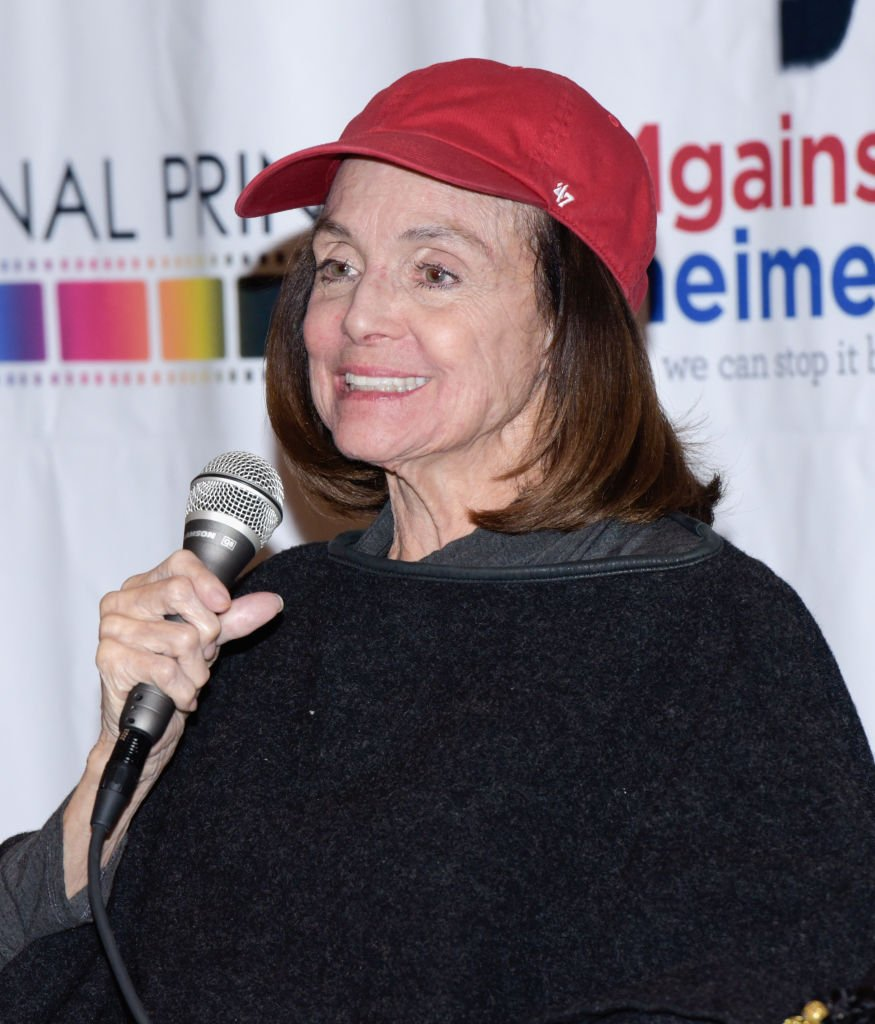 Actress Valerie Harper attends a screening of 'My Mom And The Girl' at The Hollywood Museum | Photo: Getty Images