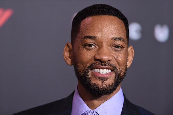 Will Smith at TCL Chinese Theatre on February 24, 2015 in Hollywood, California. | Photo: Getty Images