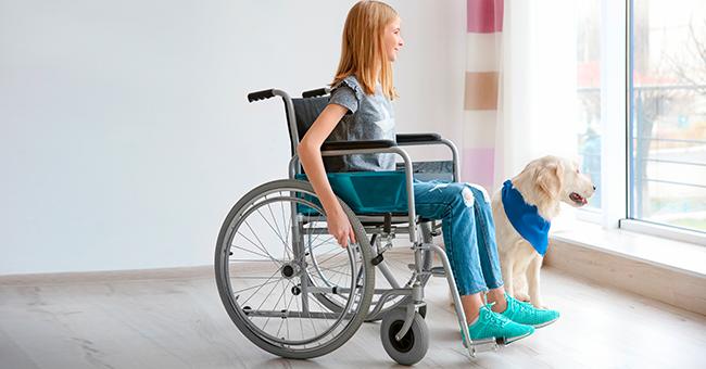 Une mère a forcé ses enfants à utiliser des fauteuils roulants pour toucher les indemnités