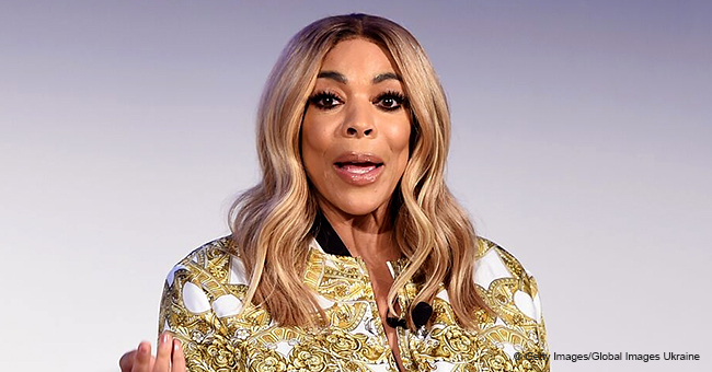 Wendy Williams Spotted without Wedding Ring Amid Reports That Husband's Alleged Mistress Gave Birth