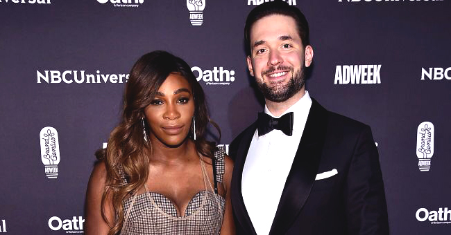 Meet Tennis Star Serena Williams' Husband and Father of Her Only Child Olympia, Alexis Ohanian