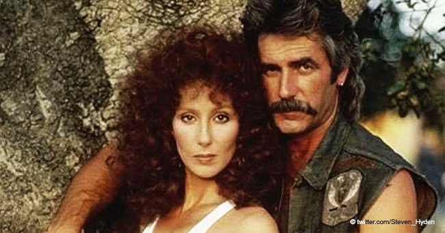 'One of the most outrageous people': Sam Elliot jokes about Cher recalling a glorious time