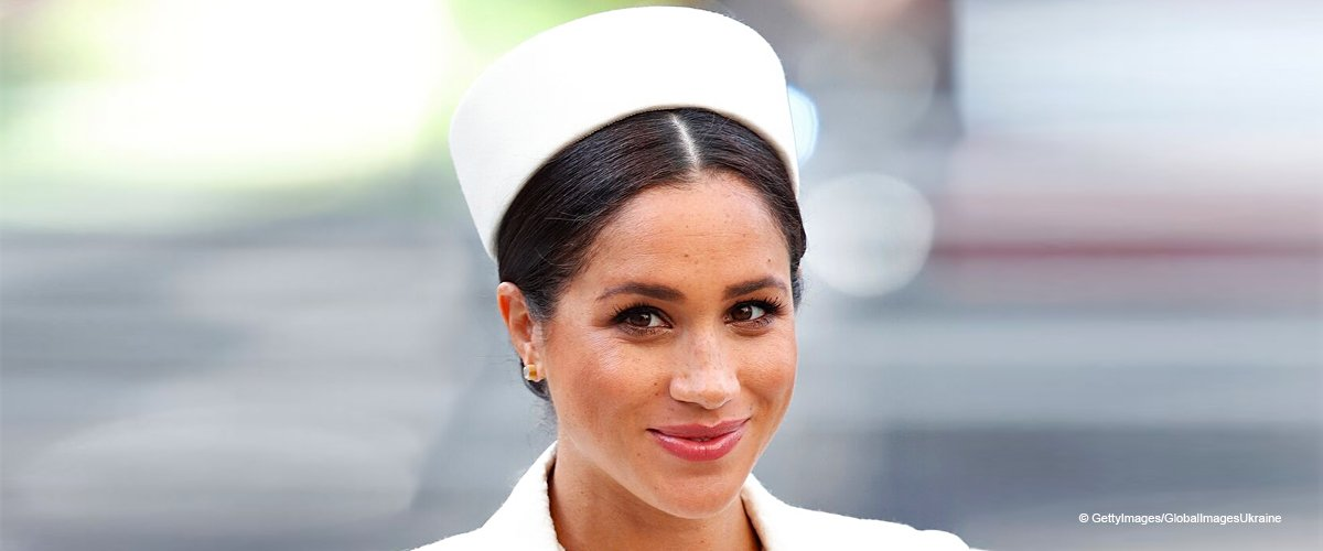 Here's Meghan Markle's First Curtsy to Prince Charles, and She Does It Perfectly