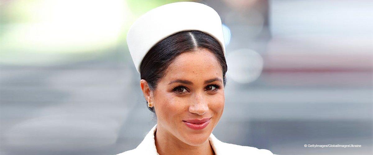La première révérence de Meghan Markle au prince Charles, et elle le fait parfaitement