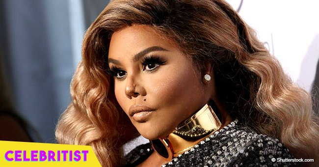 Lil' Kim shares photo of her adorable daughter rocking long braids