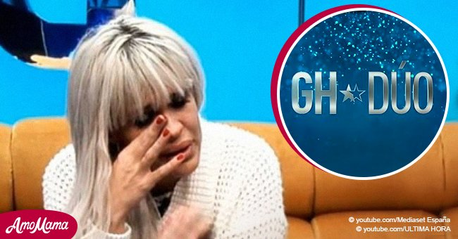La concursante Ylenia rompe en llanto tras el primer día de GH Dúo