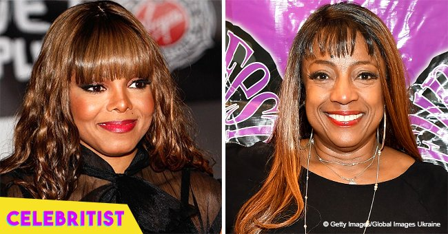 Janet Jackson gets cozy with 'Good Times' co-star Bern Nadette Stanis in sweet reunion photo